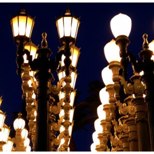 City light de Chris Burden