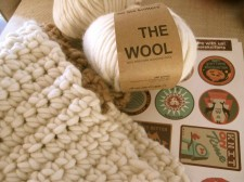 Set para tejer de We are Knitters