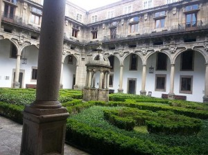 Patio de San Mateo