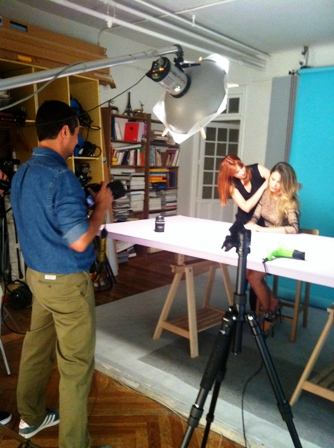 making of vanesa romero