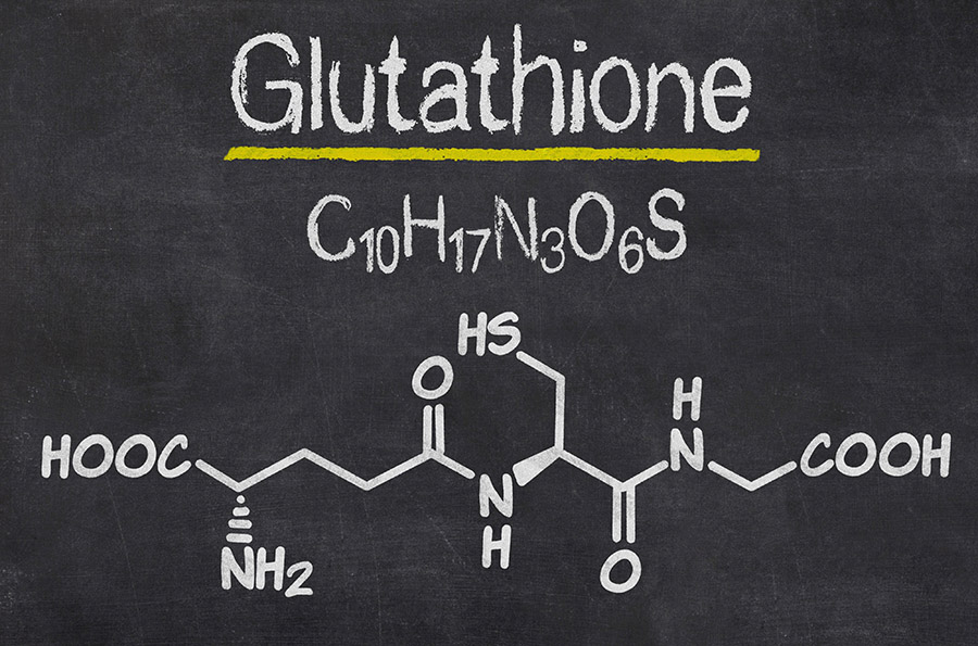 glutatión diabetes insulina