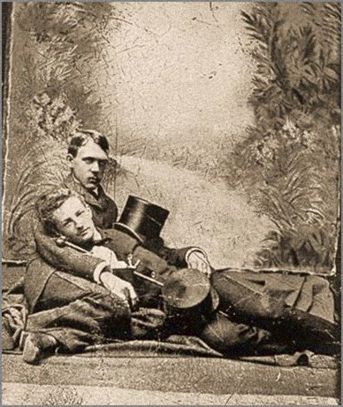 Gay Lovers in the Victorian Era (1)