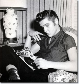 newspaper-elvis-reading-magazine