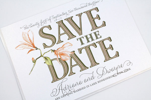 Vintage-watercolor-flower-save-the-date