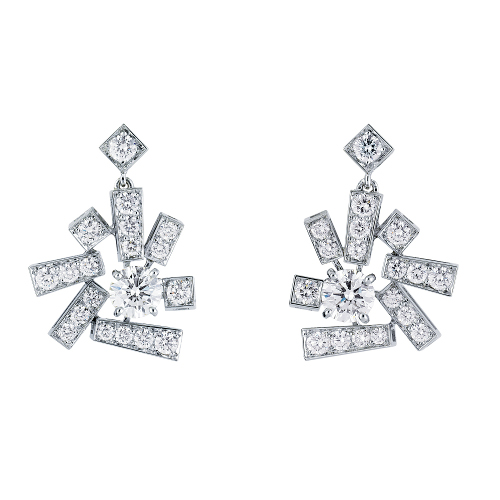 31 PE Audrey 500 Le Grand Frisson earrings