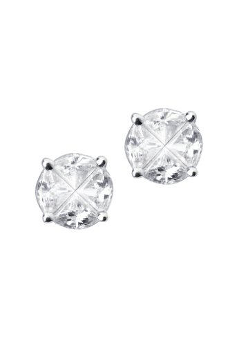 Pendientes de diamantes DIAMOND PIE de ELENA C